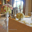 130x130 sq 1431544039198 liberty grand  head table and fresh floral decorat