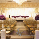 130x130 sq 1431548971548 paradise banquet hall   purple pillar arrangement