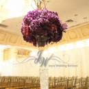 130x130 sq 1431624719386 purple hydrangeas pink rose daisy branches 2