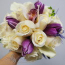 130x130 sq 1431629391506 orchid tulip calla lilies and freesia bridesmaid b