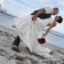 130x130 sq 1398787458525 bride  groom at ocean landing