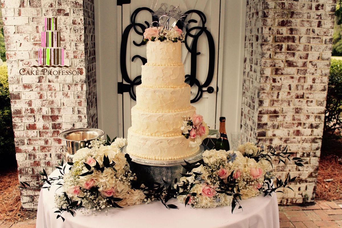 Wedding Cakes Near Augusta GA Cake Professor