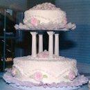 130x130 sq 1346604097505 cornellilaceweddingcake