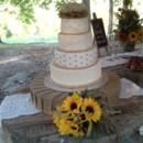 130x130 sq 1416783159042 rustic wedding cake