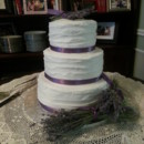130x130 sq 1416783171311 lavender wedding cake