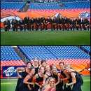 Sports Authority Field - Mile High Stadium - Football wedding