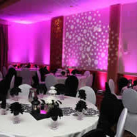 220x220 sq 1448914353143 pink uplighting reception