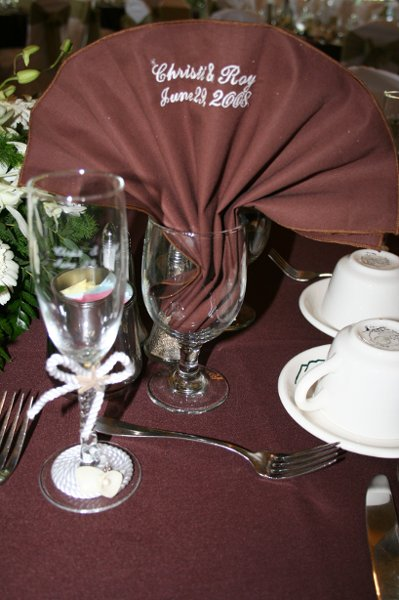photo 3 of Julie's Chair Covers