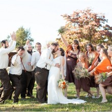 220x220 sq 1395499391074 rustic fall wedding by jessica cochran001