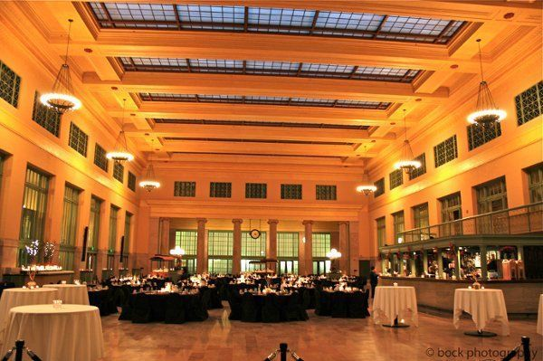 Christos union depot place venue saint paul mn for Fitness depot wedding