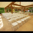 130x130 sq 1485467059394 antlers pavilion with white chairs black border
