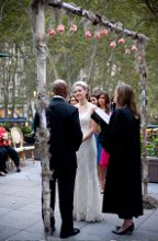 Carissa Templeton, NYC Officiant photo