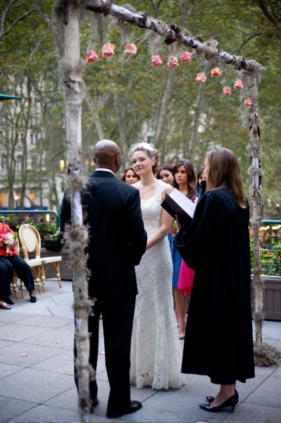 photo 1 of Carissa Templeton, NYC Officiant