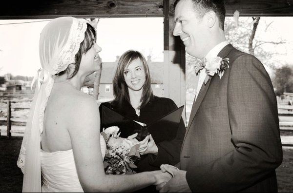photo 2 of Carissa Templeton, NYC Officiant