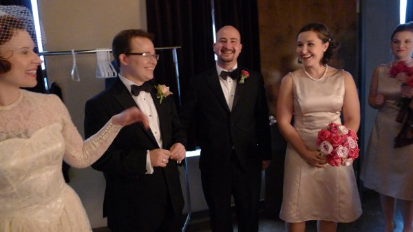 photo 9 of Carissa Templeton, NYC Officiant