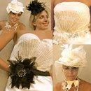 Hats, Fascinators, Jeweled flowers & Belts.