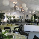 130x130 sq 1432239337470 wedding with greenery black chairs and white balls