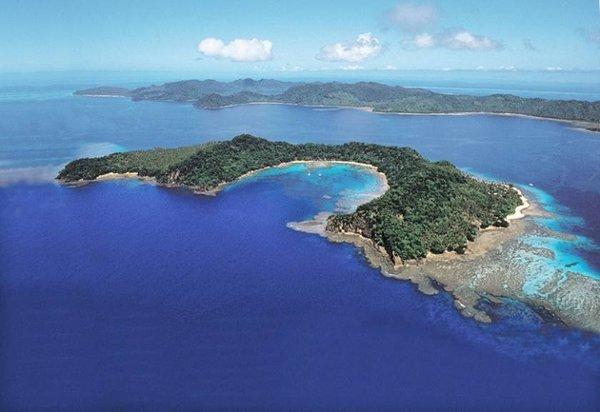 Best Beaches In Fijis On Resorts