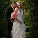 130x130 sq 1398046652440 bg outside groom kissing shoulde