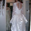 130x130 sq 1235408351984 1stweddingdress2