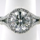 130x130_sq_1338909564058-antiqueengagementringroundcutsplitshankhalodiamonds