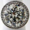 130x130 sq 1338909566727 antiqueengagementringrounddoublehalodiamond