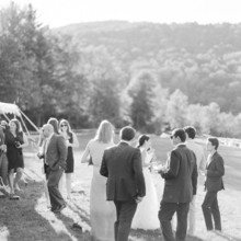 220x220 sq 1430095665644 riversidefarmvermontwedding 19