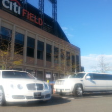 220x220 sq 1486778891025 bentley and escalade limo at citifield