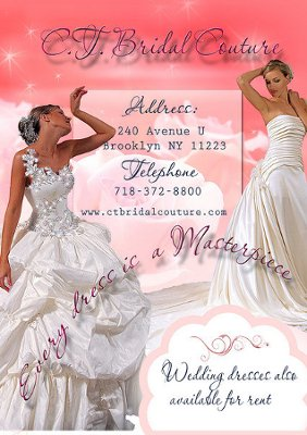 CT BRIDAL COUTURE