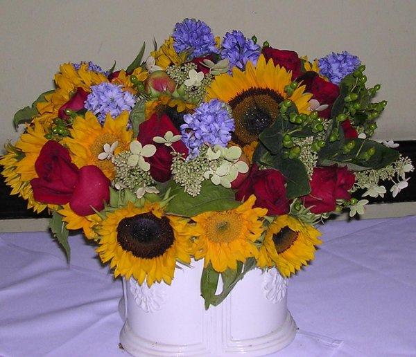 The Flower Girls New York NY Wedding Florist