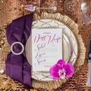 130x130 sq 1458412547 7390448bdf557c59 purple and gold styled shoot joey t photography8 640x426