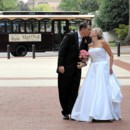 130x130 sq 1389722376639 trolley with bride and father.1.1