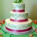 130x130 sq 1344737361054 weddinggreenandpink