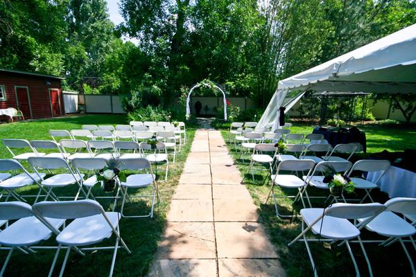 The McCreery House - Loveland CO Wedding Venue