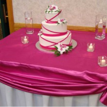 220x220 sq 1405207543717 pink country inn  suites mankato cake table lo