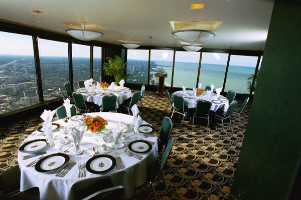 signature room at the 95th reviews chicago venue