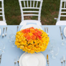 130x130 sq 1366046880280 yelloworangespringtabledecor