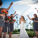 130x130 sq 1398976430081 doubletreesantabarbara beachweddings bridesmaid