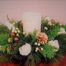220x220 sq 1521249779 b0d597a510b9346a 1521249778 ad72725924fdc617 1521249780251 5 christmas   candle