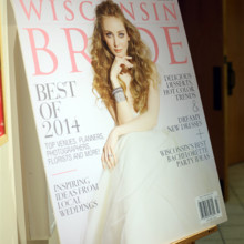 220x220 sq 1416933656687 wisconsin bride magazine 2014 awards wibride 0013