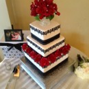 130x130 sq 1378221688128 ana and edwin cake