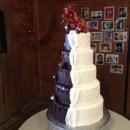130x130 sq 1382011180905 alycia and jason dragon cake 2