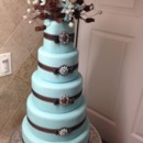 130x130 sq 1382011397936 yvonnes.tiffany cake 2