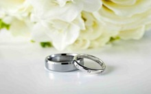 220x220 1396287175361 rings couple wedding silver flowersw5