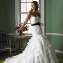 130x130 sq 1420663710918 moonlight bridal gown j6233