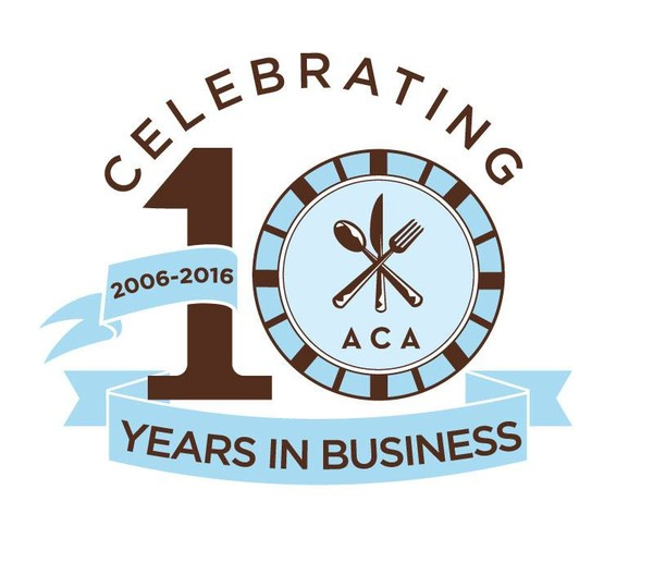 1482603629155 Aca 10 Year Logo Big Woodland Hills wedding catering