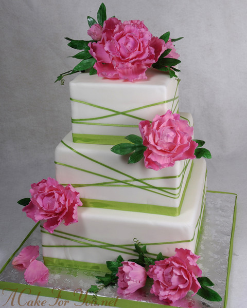 cake for you cincinnati oh wedding cake