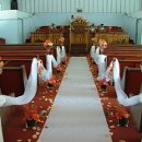 130x130 sq 1349041826476 weddingaisledecorated1