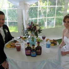 220x220 sq 1349193565424 cateringweddingcoupleposing467x350