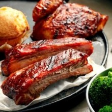 220x220 sq 1448396298777 600x6001430433310727 29lunch combo st. louis ribs